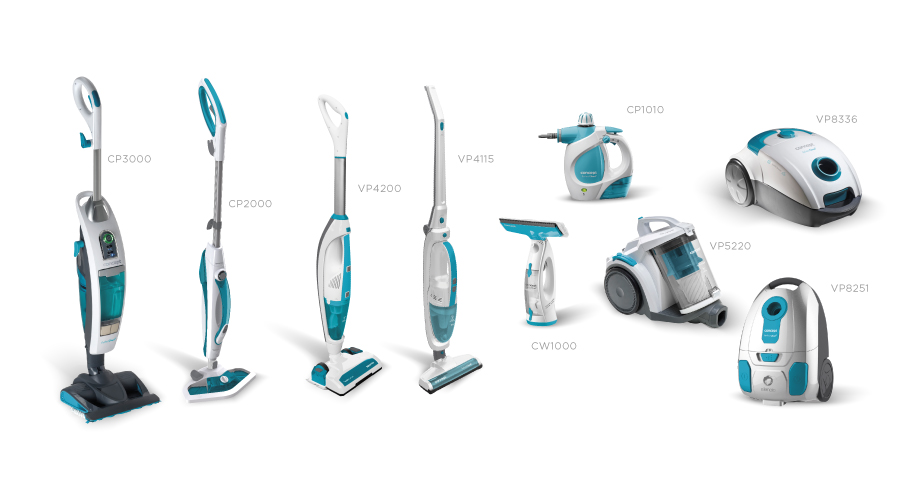 Concept CP3000 - Rodina Perfect Clean