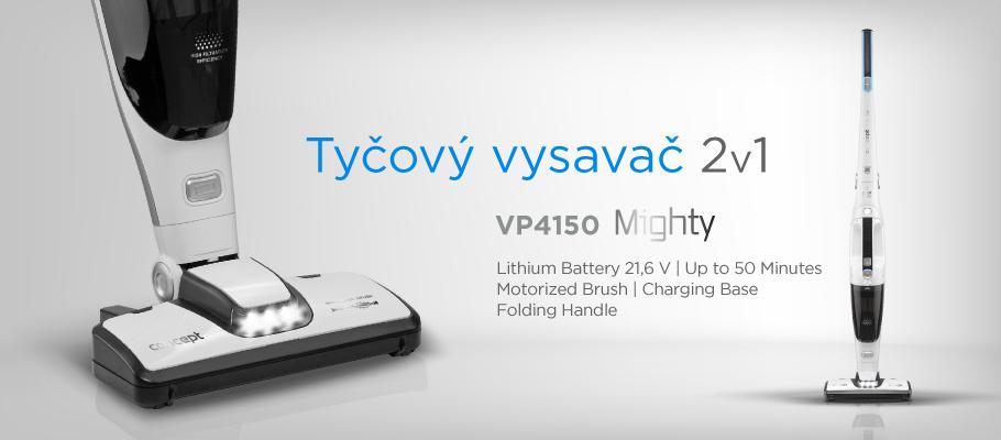 Concept VP4150 aku vysavač