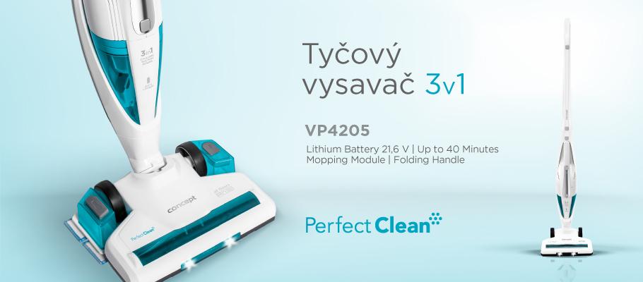 Concept VP4205 3v1