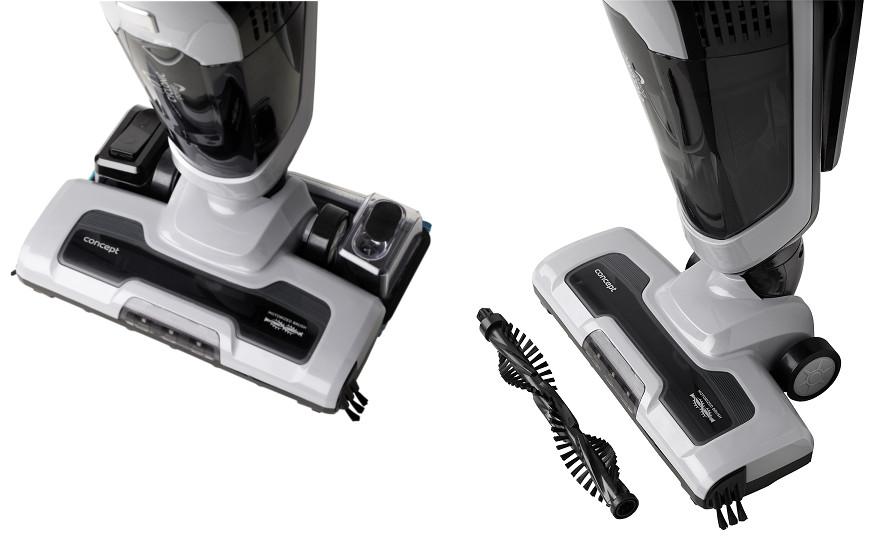 Concept VP4201 motorizovaný kartáč