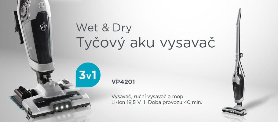 Concept VP4201 představení
