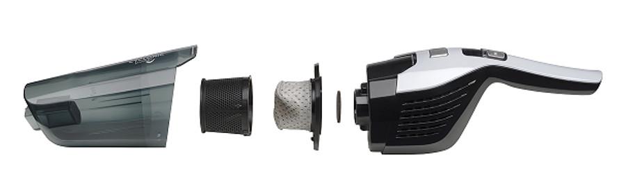 Concept VP4201 snadná údržba