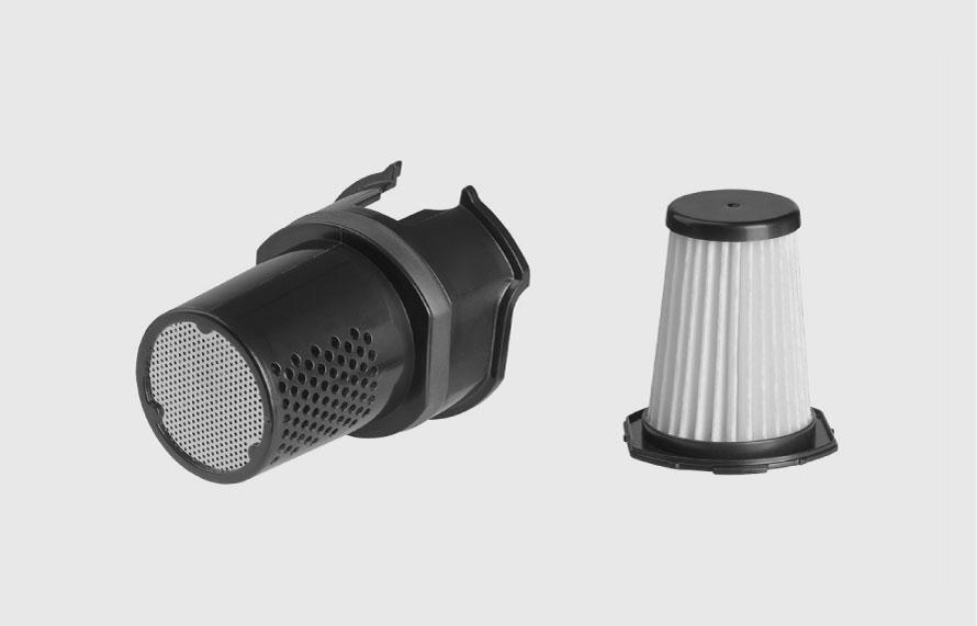 Ruční vysavač Concept VP4420 - kvalitní filtrace