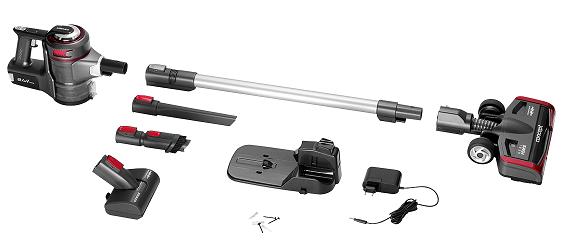 Concept VP6010 Nadupaná výbava
