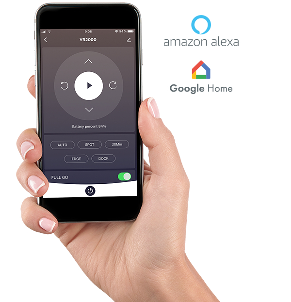 Concept VR2010 app