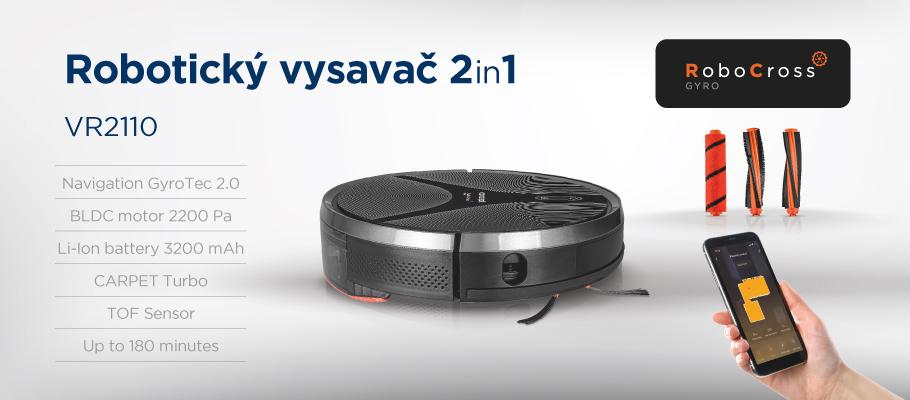 Concept VR2110 představení