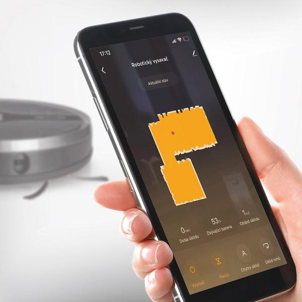 Concept VR2110 ovládejte ho přes telefon