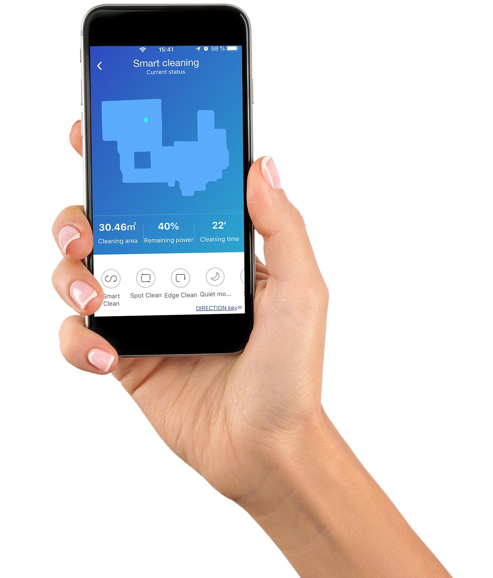Concept VR3000 app