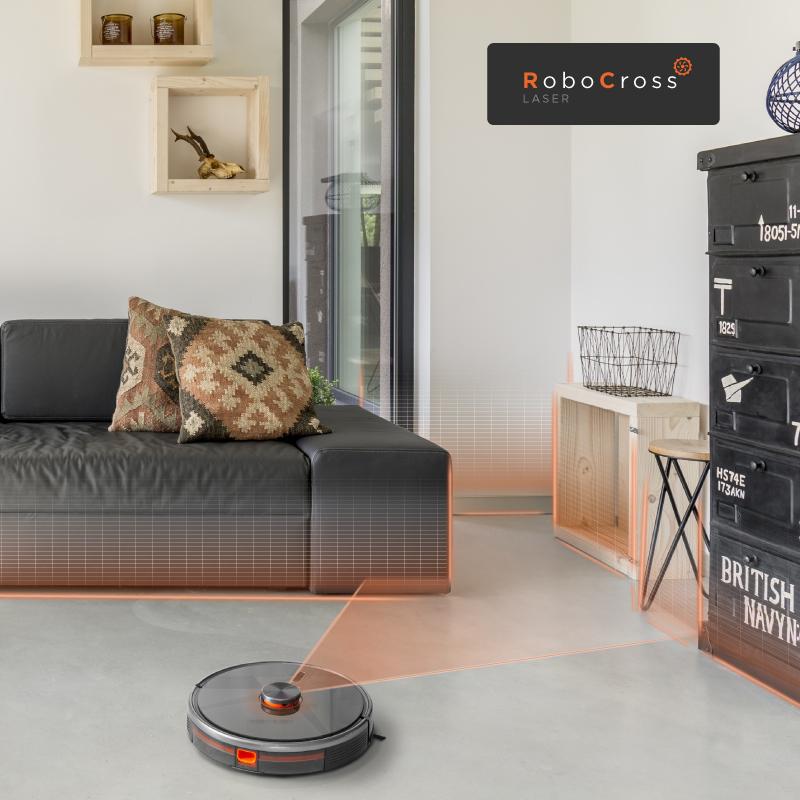 Concept VR3110 2v1 RoboCross Laser - Laserová navigace