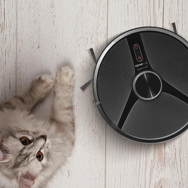 Concept VR3110 2v1 RoboCross Laser - Pet kartáč