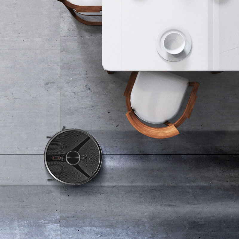 Concept VR3110 2v1 RoboCross Laser - Vysává a vytírán zároveň