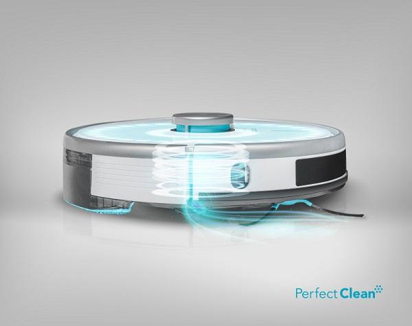 Concept VR3120 2v1 Perfect Clean Laser - BLDC motor