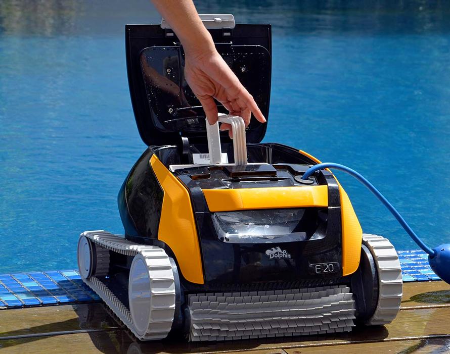 Dolphin E20 filtrační koš
