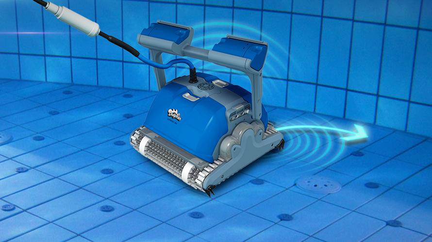Dolphin Supreme M4 Inteligentní navigace