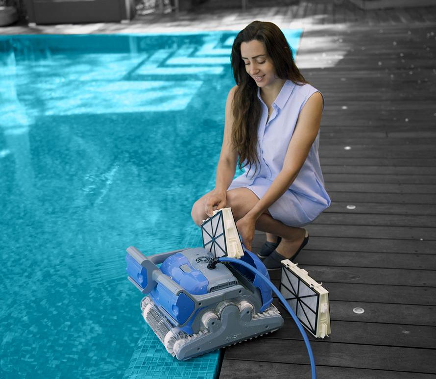 Dolphin Supreme M4 filtrační vložky