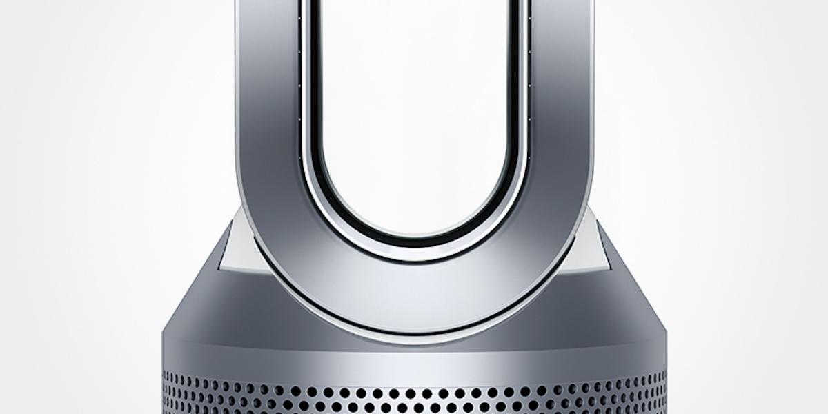 Dyson Pure Hot+Cool Link technologie JET focus