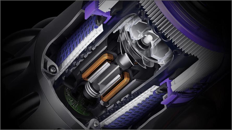 Dyson V11 - digitální motor