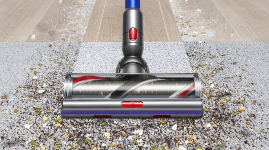 Dyson V11 Absolute Extra Pro - Důkladný úklid na hladkých podlahách i kobercích
