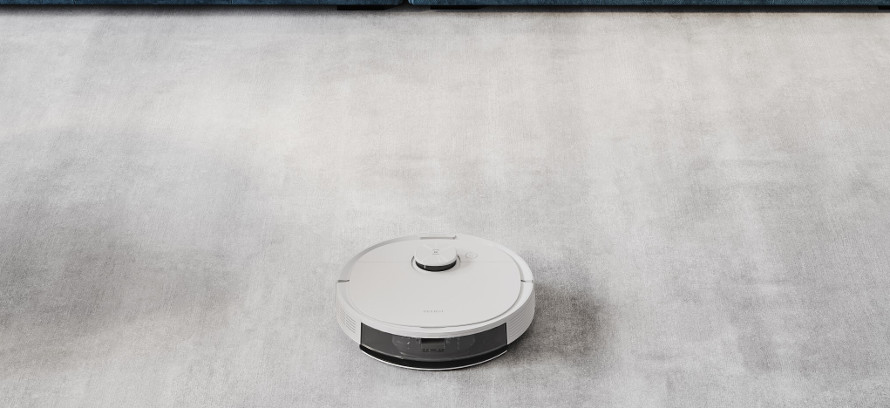 Ecovacs Deebot t9 pro detekce koberců