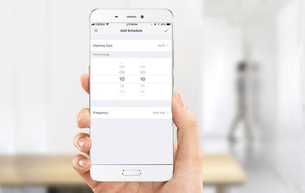 Ecovacs Deebot OZMO 950 mobilní aplikace