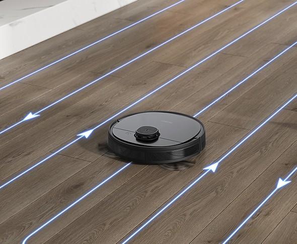 Ecovacs Deebot OZMO 950 inteligentní senzory