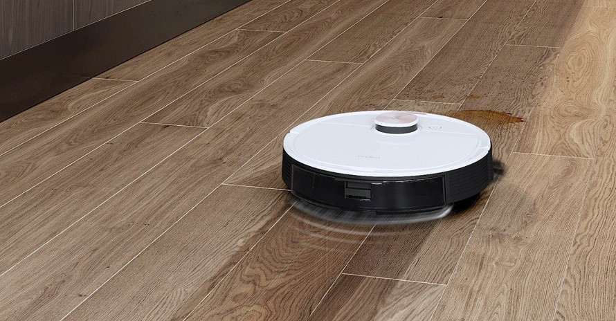 Ecovacs Deebot OZMO T8+ inteligentní senzory