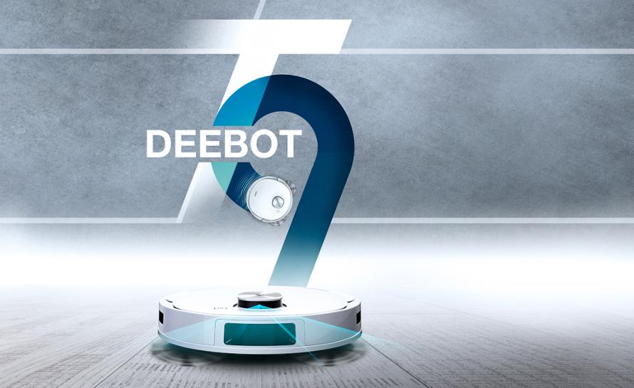 Ecovacs Deebot t9 - představení