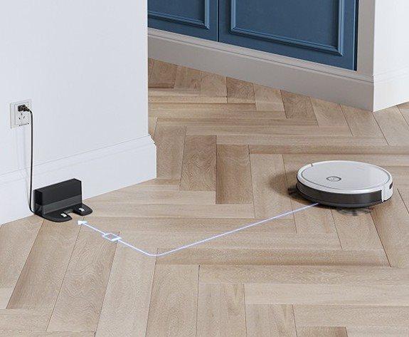 Ecovacs Deebot U2 automatické dobíjení