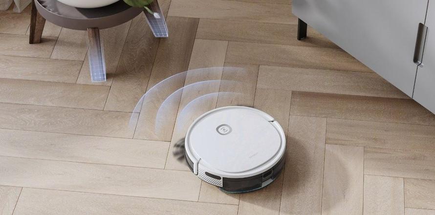 Ecovacs Deebot U2 detekce překážek