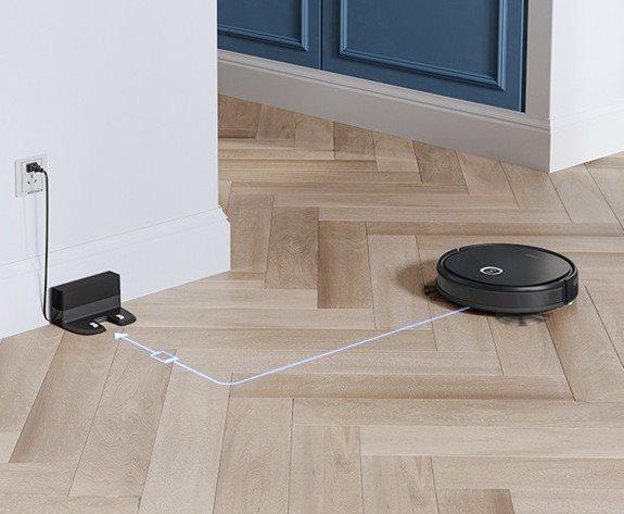 Ecovacs Deebot U2 pro automatické dobíjení
