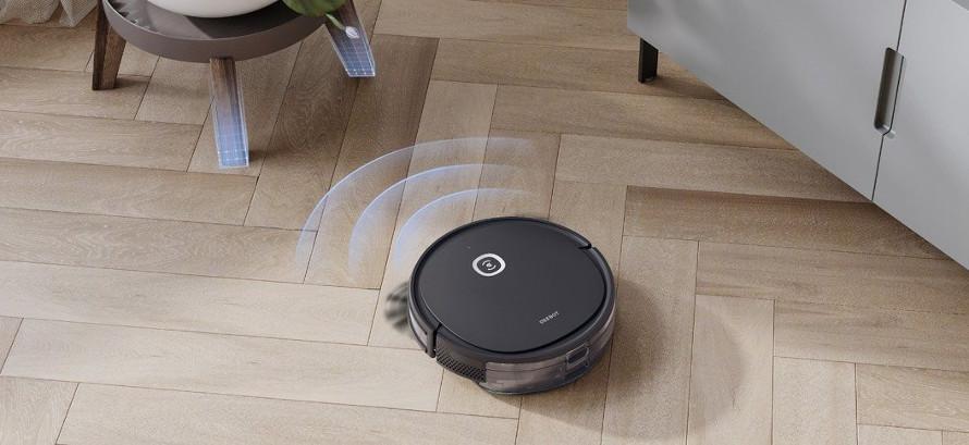 Ecovacs Deebot U2 pro detekce překážek