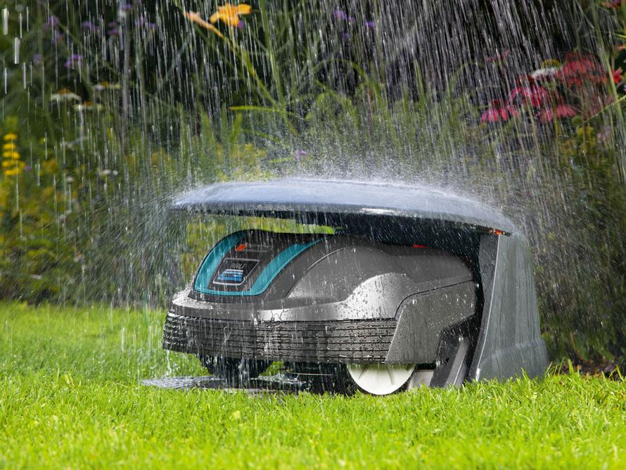 Gardena domeček Sileno ochrana před deštěm a sluncem