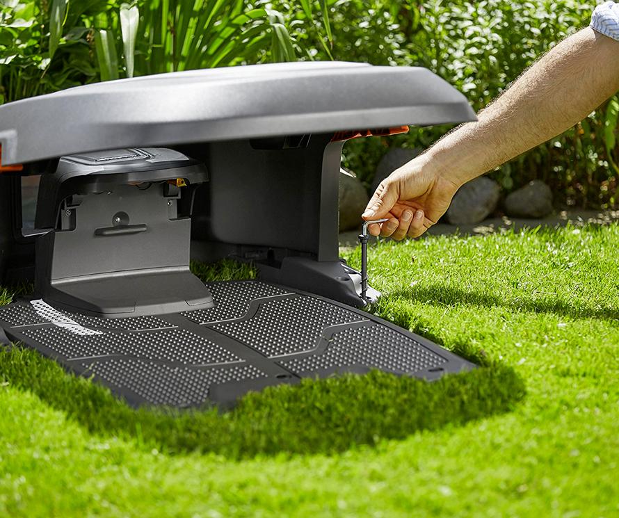 Gardena domeček Sileno jednoduchá instalace