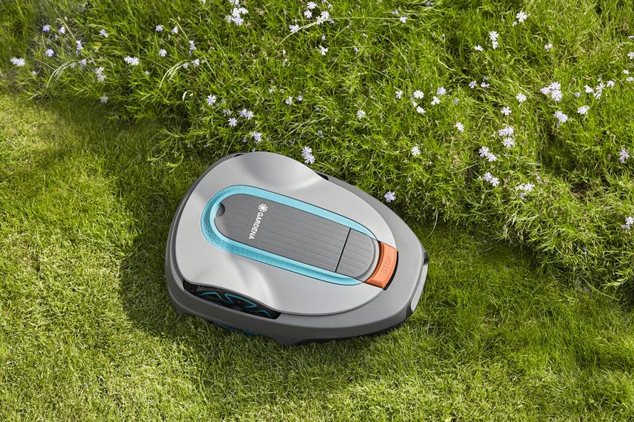 Gardena Sileno city ideální pro malé travnaté plochy