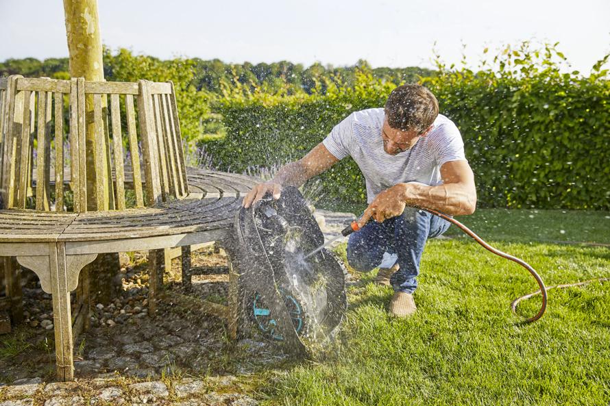 Gardena Sileno city snadné čištění