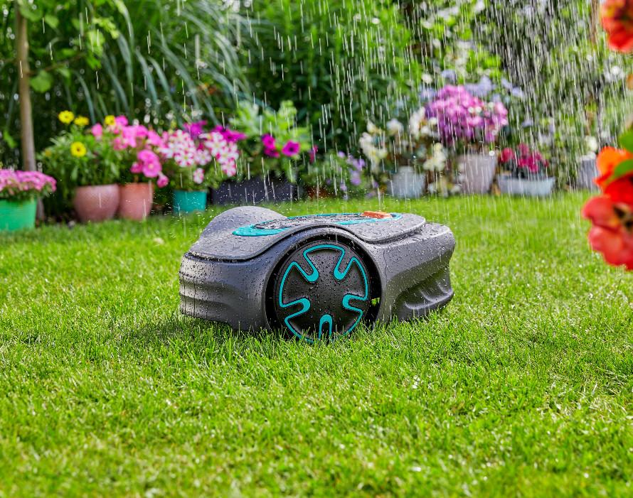Gardena Sileno minimo - funguje za každého počasí