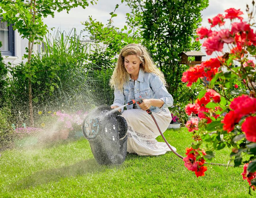 Gardena Sileno minimo - snadné čištění