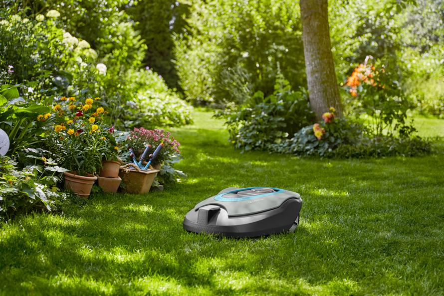 Gardena sileno skvělá péče o trávník