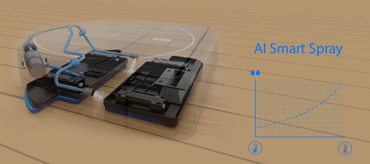 Hobot Legee 688 inteligentní řízení čerpadla