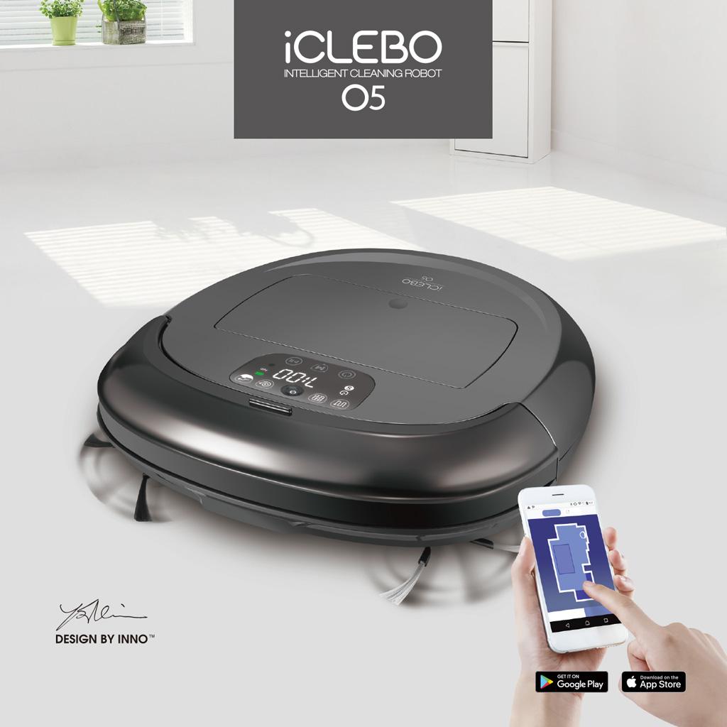 iclebo o5 app