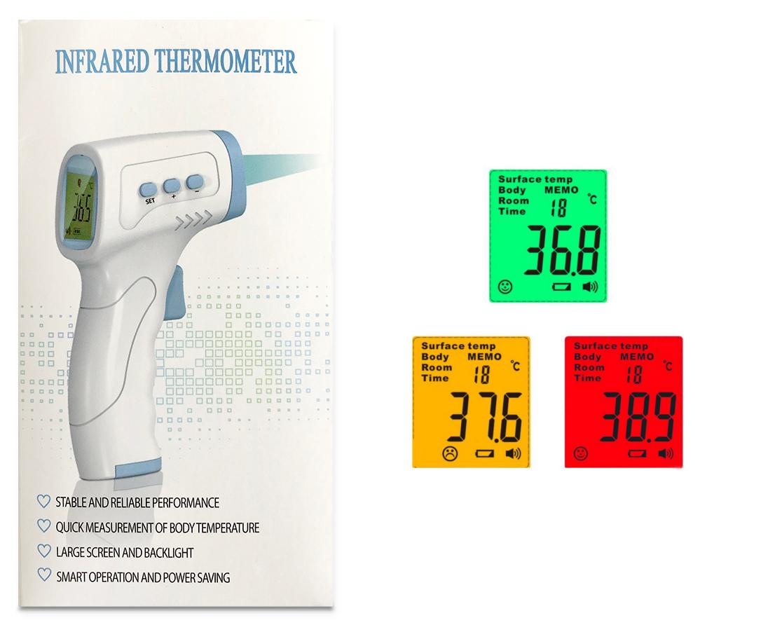T1601P Rozsah merania