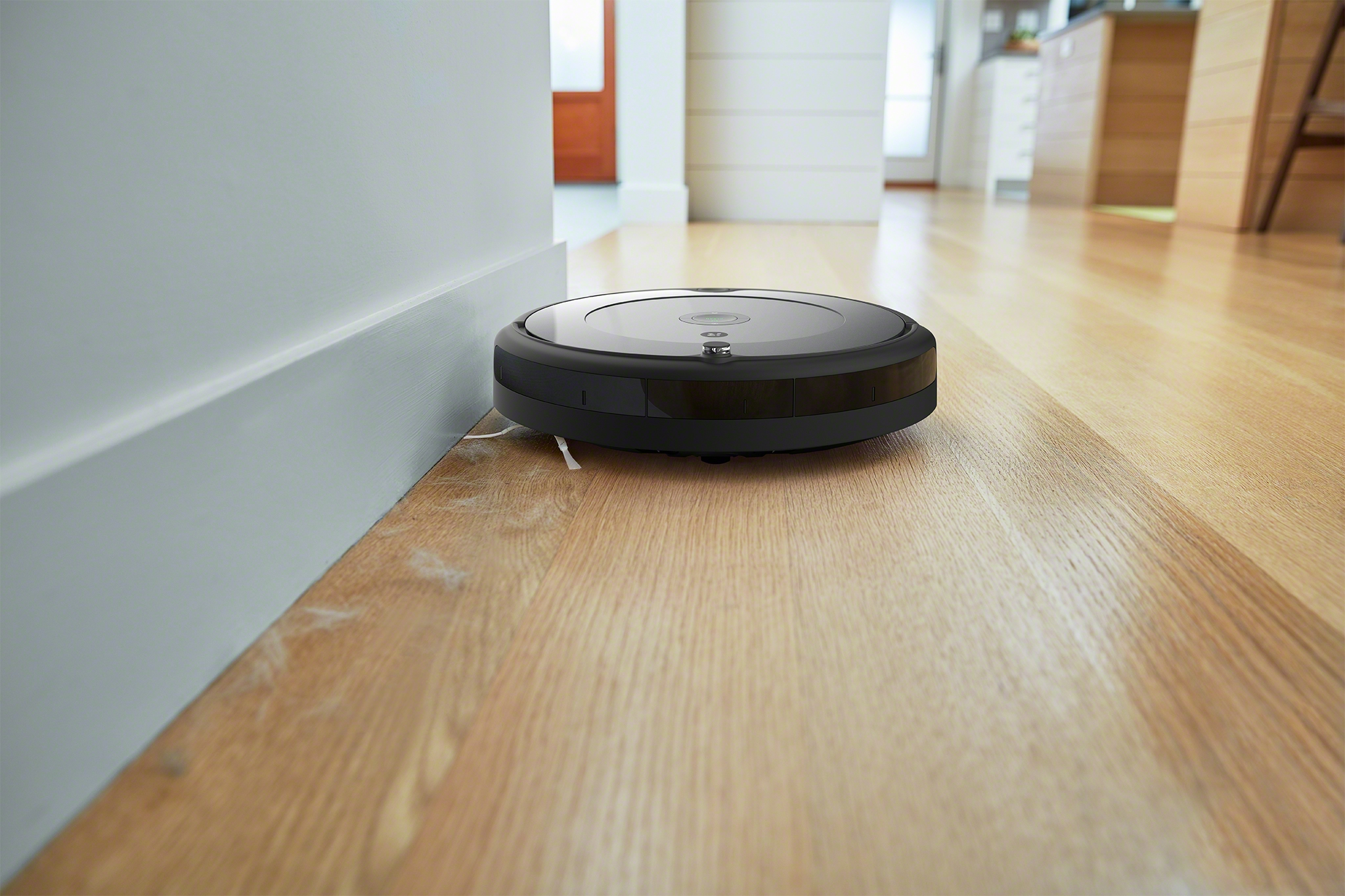 wall-follow roomba 697
