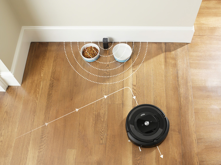 iRobot Roomba e5 black virtuální zeď