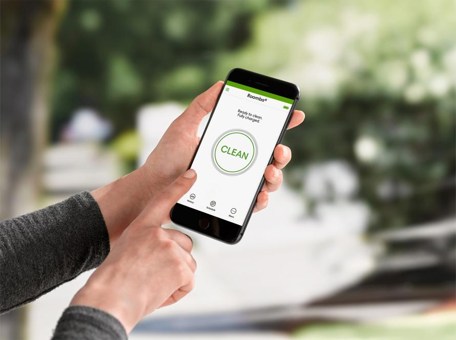 iRobot Roomba i7 app iRobot HOME
