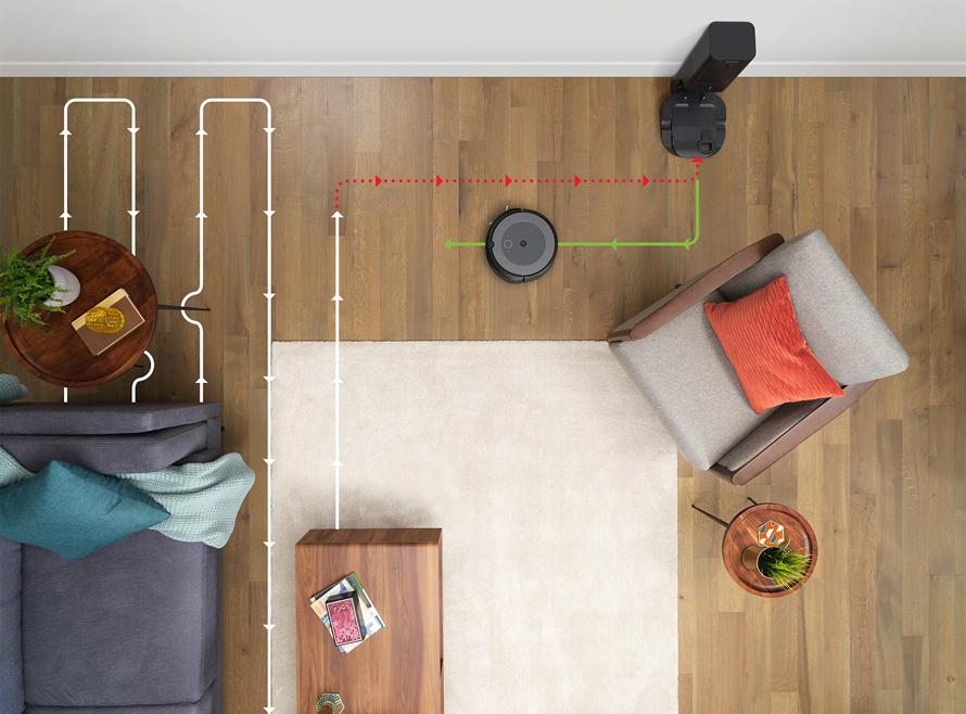 iRobot Roomba i3+ Neutral navigace