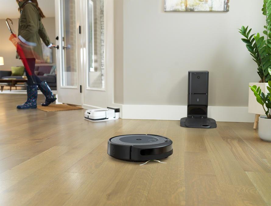 iRobot Roomba i3+ Neutral Technologie Imprint
