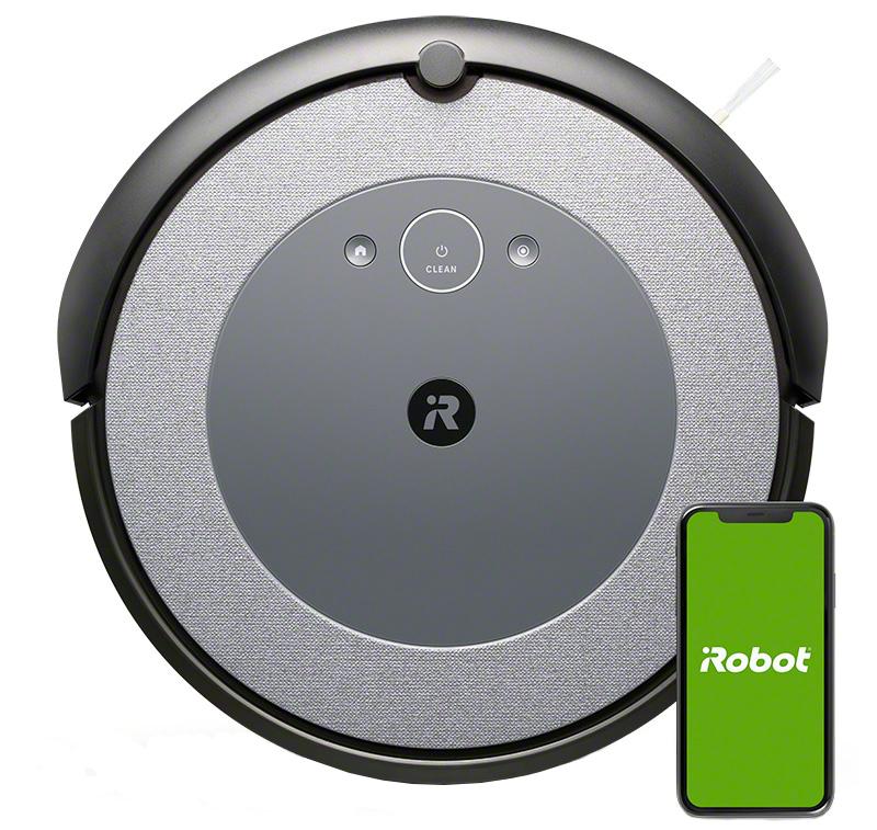 iRobot Roomba i3 Neutral mobilní aplikace