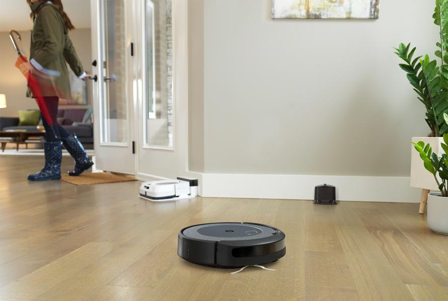 iRobot Roomba i3 Neutral Technologie Imprint