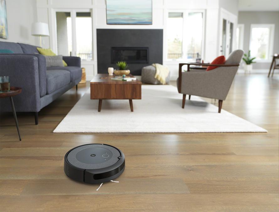 iRobot Roomba i3+ Neutral detekce nečistot