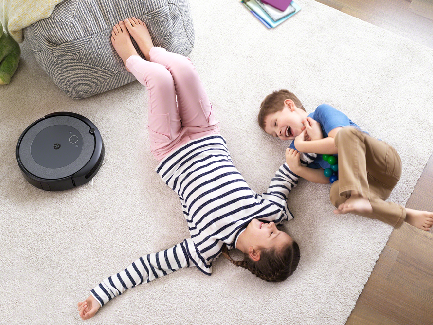 iRobot Roomba i3 Neutral koberce